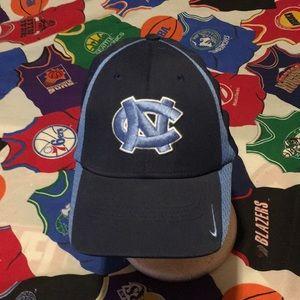 Vintage Nike UNC Tar Heels fitted Hat